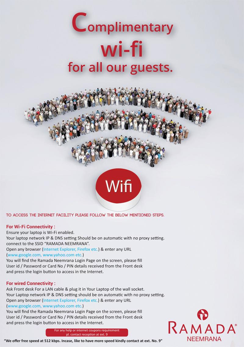 Complimetary-Wi-Fi-at-Ramada-Neemrana